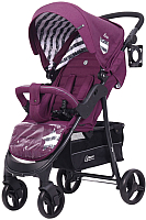 Детская прогулочная коляска Rant Kira Trends / RA055 (lines purple) -