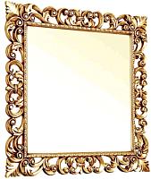 Зеркало Мебель-КМК Искушение 2 0459.8-01 (золото) -