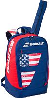 Рюкзак спортивный Babolat Backpack Classic Flag 20 / 753087-209 (синий/красный) -