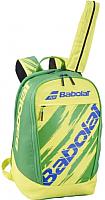 Рюкзак спортивный Babolat Backpack Classic Flag 20 / 753087-338 (желтый/зеленый/синий) -