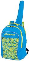 Рюкзак спортивный Babolat Backpack Junior Club / 753083-325 (синий/лимонно-желтый) -