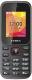 Мобильный телефон Texet TM-124 (черный/красный) -