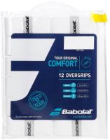 Овергрип Babolat Tour Original X 12 / 654012-101 (12шт, белый) -