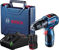 Профессиональная дрель-шуруповерт Bosch GSB 12V-30 (0.601.9G9.100) -