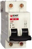 Выключатель нагрузки EKF ВН-100 2р 100А / sl100-2 -