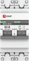 Выключатель нагрузки EKF PROxima ВН-63 2р 25А / sl63-2-25-pro -