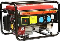 Бензиновый генератор Калибр БЭГ-3011 (30117) -
