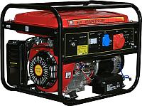 Бензиновый генератор Калибр БЭГ-6500А/220/380 (30121) -