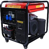 Бензиновый генератор Калибр БЭГ-6100АИ (30204) -