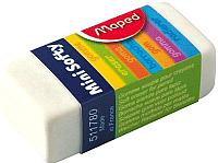 Ластик Maped Mini-Softy / 511780 (белый) -