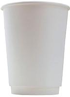 Набор одноразовых стаканов Formacia Картонный 100мл / HB62-120-0000/2276 (60шт, белый) -
