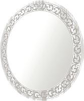 Зеркало интерьерное Мебельград D800 Z-04 круглое (с пескоструйной обработкой) -