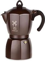 Гейзерная кофеварка Moulin Villa Velour CMV-6 -