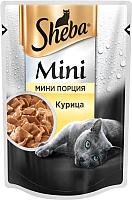 Корм для кошек Sheba Mini c курицей (50г) -