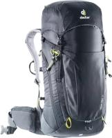 Рюкзак туристический Deuter Trail Pro 36 / 3441319 7403 (Black/Graphite) -