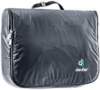 Косметичка Deuter Wash Center Lite II / 3900320 7000 (Black) -