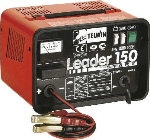 Купить Пуско-зарядное устройство Telwin, Leader 150 Start, Китай