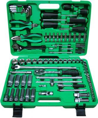 Универсальный набор инструментов Toptul GCAI9701 (97 предметов) - общий вид