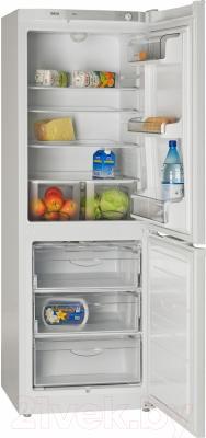 Холодильник с морозильником ATLANT ХМ 4712-100 - камеры хранения