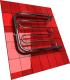 Полотенцесушитель водяной Двин D с полочкой 50x50 (1