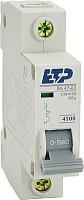 Выключатель автоматический ETP ВА 47-63 1P 32А (D) -