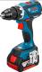 Профессиональная дрель-шуруповерт Bosch GSR 18 V-EC Professional (0.601.9E8.104) -