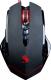 Мышь A4Tech Bloody V8M (черный) -