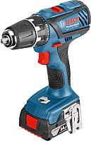 Профессиональная дрель-шуруповерт Bosch GSR 14.4-2-LI Plus (0.601.9E6.002) -