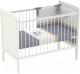 Детская кроватка Polini Kids Simple 220 (белый) -