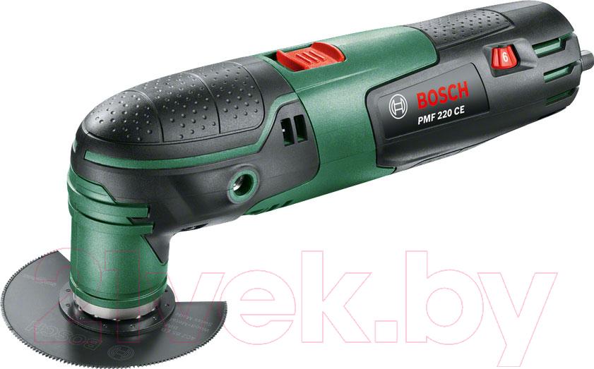 Купить Многофункциональный инструмент Bosch, PMF 220 CE Set (0.603.102.021), Китай