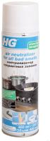 Нейтрализатор запаха HG 446040161 (400мл) -
