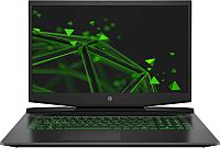 Игровой ноутбук HP Pavilion Gaming 17-cd0029ur (7PX03EA) -