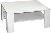 Журнальный столик Мебельград №11 (бодега белая) -