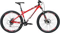 Велосипед Format 1315 27.5 / RBKM0M67R002 (M, красный/черный) -