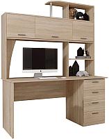 Письменный стол Мебельград СК-11 (дуб сонома) -