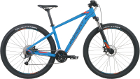 Велосипед Format 1413 29 / RBKM0M69S018 (XL, синий матовый) -