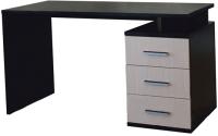 Письменный стол Мебельград СП-01 (венге/дуб молочный) -