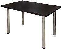 Обеденный стол Мебельград Барин №4 (венге) -