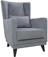 Кресло мягкое Комфорт-S Интерьерное (Vital Pebble New) -