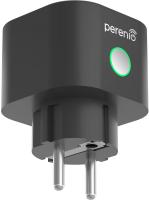 Умная розетка Perenio Power Link PEHPL02 (черный) -