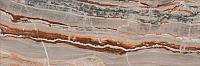 Плитка Нефрит-Керамика Лигурия / 00-00-5-17-11-15-607 (600x200, коричневый) -