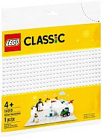 Конструктор Lego Classic Белая базовая пластина 11010 -