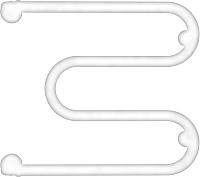 Полотенцесушитель водяной Двин M CS 60x60 (белый) -