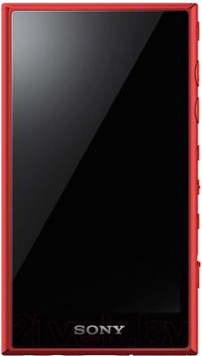 MP3-плеер Sony NW-A105 (красный)