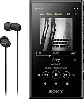 MP3-плеер Sony NW-A105HN (черный) -