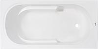 Ванна акриловая Saniteco Isabella 150x75 (с ножками, экраном и сифоном) -