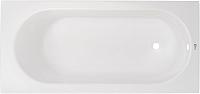 Ванна акриловая Saniteco Benita 170x70 (с ножками, экраном и сифоном) -