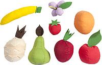 Набор игрушечных продуктов Paremo Фрукты с карточками / PK320-20 (8 предметов) -