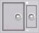 Мойка кухонная Aquasanita SQT150AW (светло-серый) -