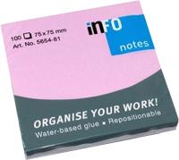 Блок для записей Info Notes 05-585476 (ассорти) -